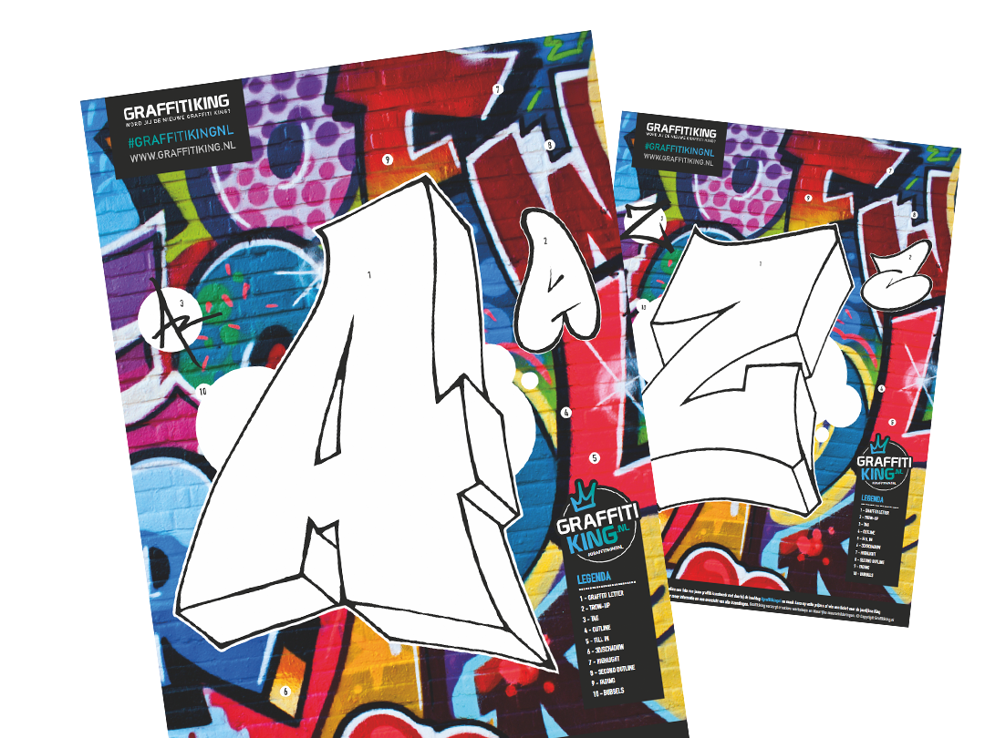 Graffiti-king-posters