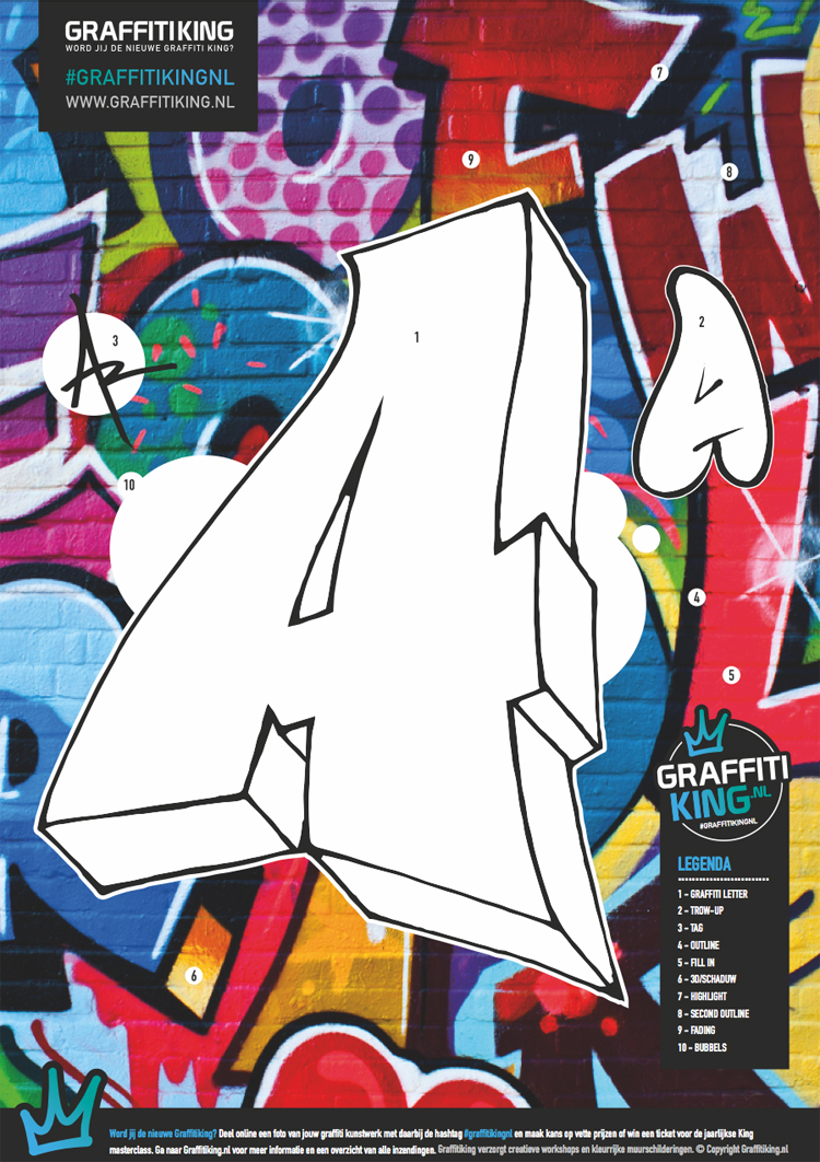 GraffitiKing-posters